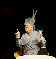 THE IMPORTANCE OF BEING EARNEST - A New Musical   adapted from the comedy by Oscar Wilde   book & lyrics: Douglas Livingstone   music: Adam McGuinness & Zia Morone   director: Iqbal Khan ~Gyles Brandr...
