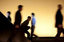 LES SEPT PLANCHES DE LA RUSE   conceived, directed & designed by Aurelien Bory   lighting: Arno Veyrat   company  Compagnie 111 & Scenes de la Terre / bite09 / Barbican Theatre / Barbican Centre, Lo...