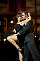 MIDNIGHT TANGO   choreography: Vincent Simone & Flavia Cacace   director: Karen Bruce   Flavia Cacace (Sofia), Vincent Simone (Pablo)  Aldwych Theatre, London WC2   31/01/2012
