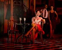 MIDNIGHT TANGO   choreography: Vincent Simone & Flavia Cacace   director: Karen Bruce   Yaisuri Salamanca (Rosita) Aldwych Theatre, London WC2   31/01/2012