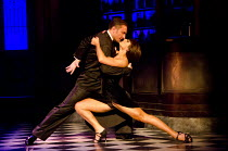 MIDNIGHT TANGO   choreography: Vincent Simone & Flavia Cacace   director: Karen Bruce   Vincent Simone (Pablo), Flavia Cacace (Sofia)  Aldwych Theatre, London WC2   31/01/2012