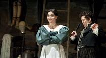LE NOZZE DI FIGARO   (The Marriage of Figaro)   by Mozart   conductor: Antonio Pappano design: Tanya McCallin   lighting: Paule Constable   director: David McVicar   Aleksandra Kurzak (Susanna), Bon...