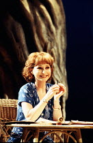 INDIAN INK   by Tom Stoppard   design: Carl Toms   lighting: Mark Henderson   director: Peter Wood ~~Felicity Kendal (Flora Crewe)~Aldwych Theatre, London WC2   27/02/1995 ~(c) Donald Cooper/Photostag...
