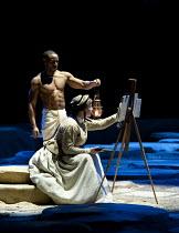AIDA   by Verdi   conductor: Andrew Greenwood   design: Isabella Bywater   lighting: Andrew Bridge   choreographer: Sarah Fahie   director: Stephen Medcalf ~1870's Victorian Egyptologist Amelia Edward...