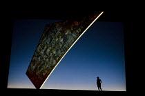 MISS FORTUNE   by Judith Weir   conductor: Paul Daniel   set design: Tom Pye   costumes: Han Feng   lighting: Scott Zielinski   director: Chen Shi-Zheng   Emma Bell (Tina / Miss Fortune)  co-product...