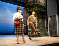 ONE MAN, TWO GUVNORS   by Richard Bean   after Goldoni's 'The Servant of Two Masters'   design: Mark Thompson   lighting: Mark Henderson   physical comedy director: Cal McCrystal   director: Nicholas...