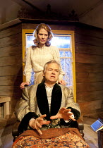 UNCLE VANYA   by Chekhov   in a new version by Mike Poulton   design: William Dudley   lighting: Richard Howell   director: Lucy Bailey ~David Yelland (Serebryakov), Lucinda Millward (Yelena)~The Prin...