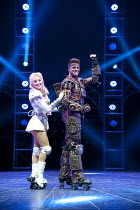 STARLIGHT EXPRESS   music: Andrew Lloyd Webber   lyrics: Richard Stilgoe   design: John Napier   lighting: Nick Richings   direction & choreography: Arlene Phillips ~~Amanda Coutts (Pearl), Kristofer...