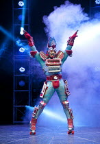 STARLIGHT EXPRESS   music: Andrew Lloyd Webber   lyrics: Richard Stilgoe   design: John Napier   lighting: Nick Richings   direction & choreography: Arlene Phillips ~~Mykal Rand (Electra)~New Wimbledo...