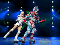 STARLIGHT EXPRESS   music: Andrew Lloyd Webber   lyrics: Richard Stilgoe   design: John Napier   lighting: Nick Richings   direction & choreography: Arlene Phillips ~~Amanda Coutts (Pearl), Mykal Rand...