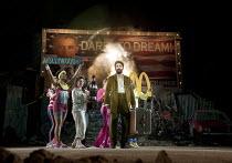 RAGTIME THE MUSICAL   based on the book by E.L. Doctorow   book: Terrence McNally   music: Stephen Flaherty   lyrics: Lynn Ahrens   set design: Jon Bausor   costumes: Laura Hopkins   lighting: James F...