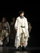CYMBELINE   by Shakespeare   set design: Tsukasa Nakagoshi   costumes: Nobuko Miyamoto   lighting: Jiro Katsushiba   director: Yukio Ninagawa ~Shinobu Otake (Imogen)~Ninagawa Company, Tokyo, Japan / B...
