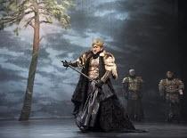 CYMBELINE   by Shakespeare   set design: Tsukasa Nakagoshi   costumes: Nobuko Miyamoto   lighting: Jiro Katsushiba   director: Yukio Ninagawa ~Kohtaloh Yoshida (Cymbeline, King of Britain) ~Ninagawa C...