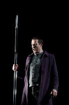 GOTTERDAMMERUNG  by Wagner   conductor: Anthony Negus   design: Kjell Torriset   lighting: Ben Ormerod   director: Alan Privett   Stuart Pendred (Hagen) Longborough Festival Opera, Gloucestershire,...