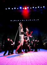 A MIDSUMMER NIGHT'S DREAM (AS YOU LIKE IT)   after Shakespeare   design: Vera Martynova   puppets: Victor Platonov   lighting: Ivan Vinogradov   director: Dmitry Krymov   puppets centre: Pyramus & Th...