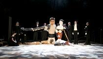 A MIDSUMMER NIGHT'S DREAM (AS YOU LIKE IT)   after Shakespeare   design: Vera Martynova   puppets: Victor Platonov   lighting: Ivan Vinogradov   director: Dmitry Krymov   Pyramus & Thisbe  Chekhov I...