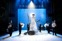 A MIDSUMMER NIGHT'S DREAM (AS YOU LIKE IT)   after Shakespeare   design: Vera Martynova   puppets: Victor Platonov   lighting: Ivan Vinogradov   director: Dmitry Krymov   entrance of Thisbe  Chekhov...