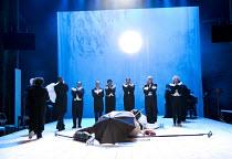 A MIDSUMMER NIGHT'S DREAM (AS YOU LIKE IT)   after Shakespeare   design: Vera Martynova   puppets: Victor Platonov   lighting: Ivan Vinogradov   director: Dmitry Krymov   company Chekhov Internation...