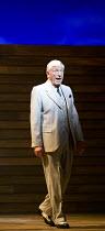 CAROUSEL   music: Richard Rodgers   book & lyrics: Oscar Hammerstein II   conductor: James Holmes   design: Anthony Ward   lighting: Bruno Poet   director: Jo Davies ~John Woodvine (Star Keeper)~Opera...