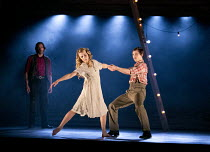 CAROUSEL   music: Richard Rodgers   book & lyrics: Oscar Hammerstein II   conductor: James Holmes   design: Anthony Ward   lighting: Bruno Poet   director: Jo Davies ~Act 2 ballet 'Billy makes a journ...