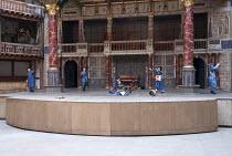 CORIOLANUS   by Shakespeare   costumes: Kyoko Domoto   director: Motoi Miura ~company~Chiten Theatre Company, Kyoto / Globe to Globe festival / Shakespeare's Globe, London SE1   21/05/2012