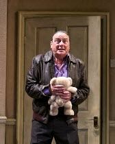 HAUNTING JULIA   by Alan Ayckbourn   design: John Brooking   lighting: Matthew Eagland   director: Andrew Hall ~Richard O'Callaghan (Ken Chase)~Mercury Theatre, Colchester, England   30/08/2012