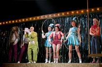 THE BARTERED BRIDE   by Smetana   English translation by Kit Hesketh-Harvey   conductor: Peter Robinson   design: Cordelia Chisholm   lighting: David Howe   director: Rodula Gaitanou   the circus arr...