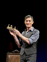 WHAT YOU WILL   an irreverent one-man show about Shakespeare   Roger Rees  Apollo Theatre, London W1   18/09/2012