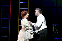 DAS RHEINGOLD   by Wagner   conductor: Antonio Pappano   set design: Stefanos Lazaridis   costume design: Marie-Jeanne Lecca   lighting: Wolfgang Gobbel   director: Keith Warner   Sarah Connolly (Fr...