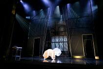 CABARET   book: Joe Masteroff   music: John Kander   lyrics: Fred Ebb   design: Katrina Lindsay   lighting: Mark Howett   choreography: Javier de Frutos   director: Rufus Norris ~ ~stage,set,bed,light...