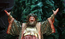 SCROOGE - THE MUSICAL   book, music & lyrics: Leslie Bricusse   based on 'A Christmas Carol' by Dickens   design: Paul Farnsworth   lighting: Nick Richings   director: Bob Tomson ~James Head (Ghost of...
