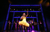 THE BODYGUARD   book by Alex Dinelaris   based on the film by Lawrence Kasdan   design: Tim Hatley   lighting: Mark Henderson   choreography: Arthur Pita   director: Thea Sharrock ~Heather Headley (Ra...