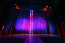 THE BODYGUARD   book by Alex Dinelaris   based on the film by Lawrence Kasdan   design: Tim Hatley   lighting: Mark Henderson   choreography: Arthur Pita   director: Thea Sharrock   stage,set,empty...