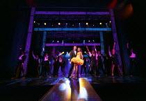 THE BODYGUARD   book by Alex Dinelaris   based on the film by Lawrence Kasdan   design: Tim Hatley   lighting: Mark Henderson   choreography: Arthur Pita   director: Thea Sharrock   centre: Lloyd Owe...