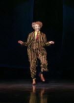 KOOZA   set design: Stephane Roy   costumes: Marie-Chantale Vaillancourt   makeup: Florence Cornet   lighting: Martin Labrecque   writer & director: David Shiner   'The King' (Ron Campbell) Cirque d...
