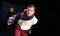 FIESCO   by Schiller   in a new version by Daniel Millar & Mark Leipacher   director: Mark Leipacher ~Richard Delaney (Fiesco)~Faction Theatre Company / New Diorama Theatre, London NW1   09/01/2013