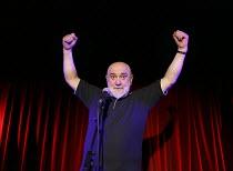 Alexei Sayle   Soho Theatre, London W1   23/01/2013