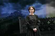 THE WINTER'S TALE   by Shakespeare   design: William Dudley   lighting: Oliver Fenwick   director: Lucy Bailey ~III/ii: Tara Fitzgerald (Hermione)~Royal Shakespeare Company (RSC) / Royal Shakespeare T...