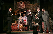 DEAR WORLD   music & lyrics: Jerry Herman   book: Jerome Lawrence & Robert E. Lee   based on 'The Mad Woman of Chaillot' by Giraudoux   set design: Matt Kinley   costumes: Ann Hould-Ward   lighting: M...