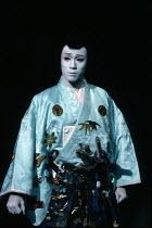 Kabuki HAMLET   after Shakespeare ~Somegoro Ichikawa (Hamura Maru / Hamlet)~Tokyo Globe production / Mermaid Theatre, London EC4   18/09/1991