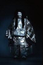 Kabuki HAMLET   after Shakespeare ~Matsusuke Onoe (Kaneyori / Ghost of Hamlet's Father)~Tokyo Globe production / Mermaid Theatre, London EC4   18/09/1991