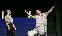 IMAGO   music: Orlando Gough   libretto: Stephen Plaice   conductor: Nicholas Collon   design: Es Devlin & Bronia Housman   video design: Finn Ross   lighting: Paul Pyant   director: Susannah Waters...