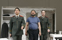 THE ARREST OF AI WEIWEI