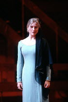 CORIOLANUS   by Shakespeare   design: Bunny Christie   lighting: Ben Ormerod   director: Tim Supple ~Susannah Harker (Virgilia)~Chichester Festival Theatre (CFT) / Chichester, West Sussex, England   1...