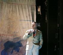 THE PERFECT AMERICAN   by Philip Glass   based on the novel by Peter Stephan Jungk   conductor: Gareth Jones   set design: Dan Potra   video design: Leo Warner   animation director: Joseph Pierce   ch...