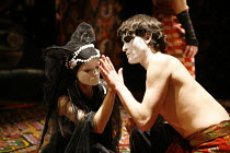 MACBETH - THE PROLOGUE   after Shakespeare   director: Vladislav Troitsky ~Natalka Bida (Lady Macbeth), Dmytro Yaroshenko (Macbeth)~Dakh Centre for Contemporary Arts - Ukraine   ~BITE:07 / The Pit / B...