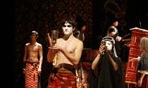 MACBETH - THE PROLOGUE   after Shakespeare   director: Vladislav Troitsky ~Dmytro Yaroshenko (Macbeth), Natalka Bida (Lady Macbeth)~Dakh Centre for Contemporary Arts - Ukraine   ~BITE:07 / The Pit / B...