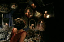 THE DROWNED MAN: A HOLLYWOOD FABLE   inspired by 'Woyzeck' by Buchner   design: Felix Barrett, Livi Vaughan & Beatrice Minns   lighting: Mike Gunning   choreography: Maxine Doyle   directed by Felix B...
