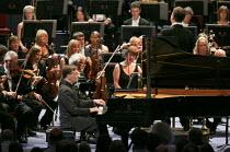 2013 BBC Proms   Prom #1   Stephen Hough (piano) Rhapsody on a Theme of Paganini (Rachmaninov) BBC Symphony Orchestra: conductor: Sakari Oramo Royal Albert Hall, London SW7   12/07/2013