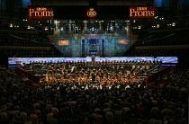 2013 BBC Proms   Prom #1   Briten's Four Sea Interludes from 'Peter Grimes' Rhapsody on a Theme of Paganini (Rachmaninov) BBC Symphony Orchestra: conductor: Sakari Oramo Royal Albert Hall, London...